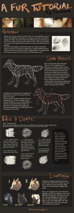 A Fur Tutorial: Part 1 by Sullivan