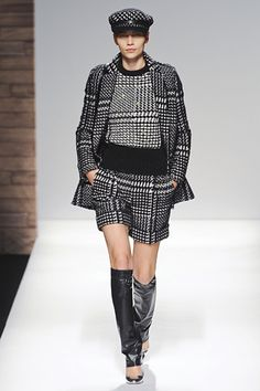Max Mara  Cool look if you're young enough