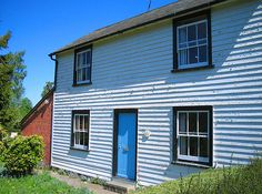 New England Cottage in old England by catchesthelight, via Flickr