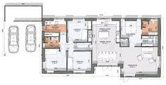 Exterior Design, House Plans, Floor Plans, How To Plan, Room, Inspiration, Ideas, Bedroom, Biblical Inspiration