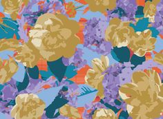 Textile Design Lab Member Spotlight: John Wylie Contemporary Chintz