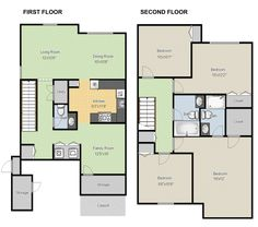 Create house floor plans online free