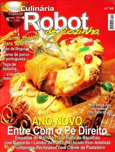 TeleCulinária Robot de Cozinha Nº 24 - Janeiro 2010