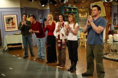 Jennifer Aniston Friends | Jennifer Aniston - Lisa Kudrow - Matt LeBlanc - Courteney Cox Arquette ...