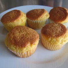 Custard Cupcakes @ http://allrecipes.com.au