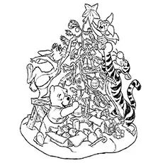 Kids will definitely love christmas because it allows them to dress up & visit Santa for a gift. Check out 10 free printable disney christmas coloring pages Disney Coloring Pages, Christmas Coloring Pages, Colouring Pages, Adult Coloring Pages, Coloring Sheets, Coloring Books, Christmas Yard Art, Christmas Drawing, Disney Christmas