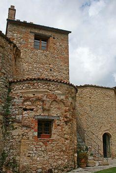 Pieve a Castello, Siena, Tuscany, Italy
