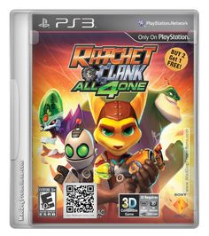 PlayStation 3 - PS3  games for sale - Ratchet and Clank on MadDogPromotion.com