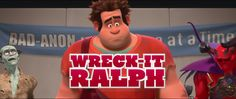 Discussing Wreck It Ralph