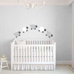 Counting Sheep Decal