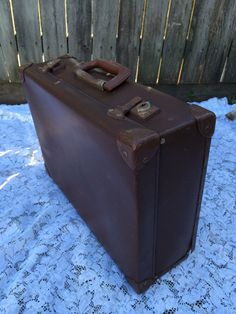 SUITCASES, TRUNKS & CHESTS