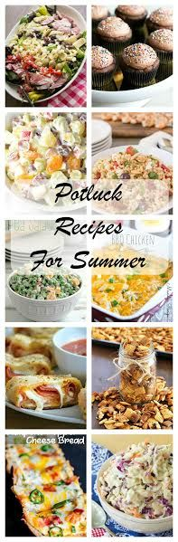 Potluck recipes for
