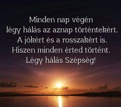 Good night! / Jó éjt Szépségek!