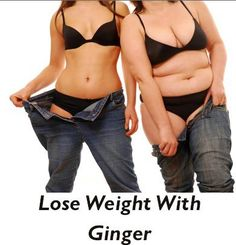 Lose Weight With Ginger - PositiveFoodie