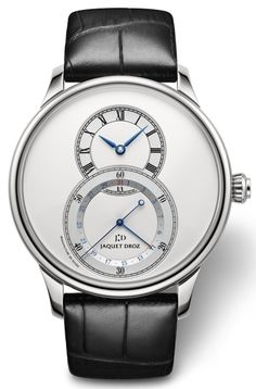 Jaquet-Droz Grande Seconde Quantieme watch