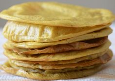 paleo grain free gluten free tortillas #carbswitch http://carbswitch.com/2014/10/02/paleo-grain-free-gluten-free-tortillas/