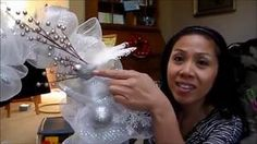 how to make mesh wreaths - Yahoo Video Search Results