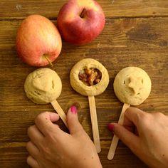 ΑΡΩΜΑΤΙΚΑ ΜΗΛΟΠΙΤΑΚΙΑ - paxxi Mini Apple Pies, Desserts, Tailgate Desserts, Deserts, Postres, Dessert, Plated Desserts