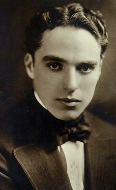 Postcard of Charlie Chaplin, c. 1918 (b/w photo), American Photographer