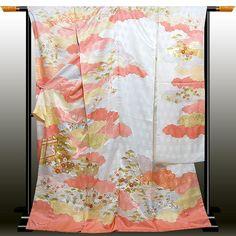 17 Best images about Kumodori ( Japanese Traditional Pattern ) 雲取り on  Pinterest | Kimonos, Silk and Nagoya