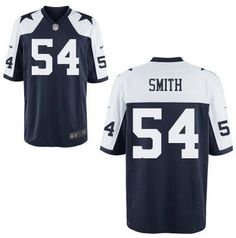 GAME Dallas Cowboys Jaylon Smith Jerseys