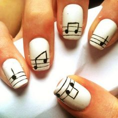 20 Cool Nail Designs for Short Nails
