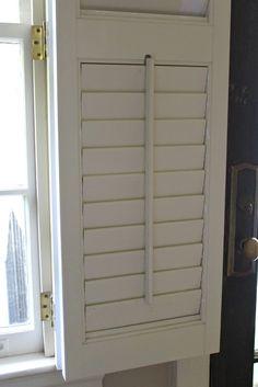 love plantation shutters