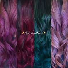 I love playing with color! ❤️ I'm excited for a colorful 2016❤️. If you're texting 916-228-0452 to be placed on my waiting list please remember that I'm a session stylist! I take my ladies lighter gradually over time❤️☺️. All my blends pictures are of clients who come to me faithfully every 6-8 weeks for touch ups. Healthy hair is always my #1 priority❤️.