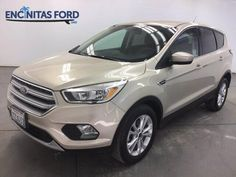 Used 2017 Ford Escape SE for sale at Encinitas Ford in Encinitas, CA for $15,660. View now on Cars.com. 2017 Ford Escape, Transmission Cooler, Led Tail Lights, Communication System, Cruise Control, Rear Window, Alloy Wheel, Rear Seat