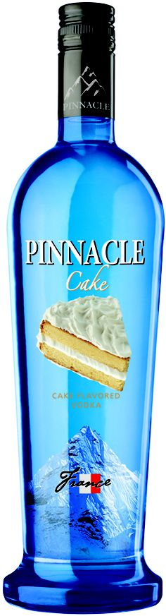 Three Olives Cake flavored vodkamix with 1 12 oz cake vodka 1