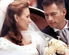 Harry Connick Jr. Wedding | ... this picture jill goodacre and Harry Connick Jr on their wedding day