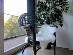 DIY sheepskin rug - lil'Miss Boho
