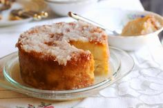 Coconut Pudding by Angie Bechanan Coconut Pudding, Pudding Cake, Sweet Desserts, Just Desserts, Take The Cake, Pudding Recipes, Pressure Cooker Recipes, French Toast, Breakfast