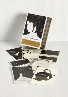 Do Me Write Postcard Set, #ModCloth