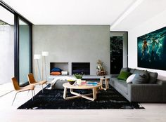 Lujo Blog | Living and Lounging - Inspiring Interiors | From the Lujo Blog - http://lujo.co.nz