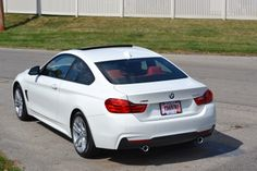 bmw 435i white | 435i M-Sport Xdrive Alpine White !