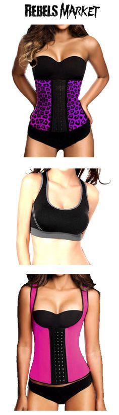 Shop workout waist trainers at RebelsMarket!