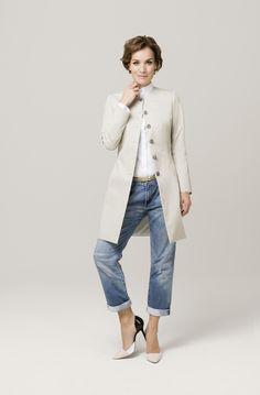 Öfter was Neues! Lassen Sie Ihrer Fantasie freien Lauf und kombinieren Sie Ihren #DOLZER Gehrock nach Maß doch einfach mal zu einer sportiven Boyfriend-Jeans. So wird aus dem klassischen Gehrock ein echtes It-Piece.