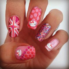 London-Olympics-2012-Nail-Art-Designs-Supplies-Stickers-5