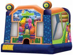 Backyardigans Combo C4 -venta De Juegos Inflables - Comprar Barato Precio De Backyardigans Combo C4 - Fabrica Juegos Inflables En Chile
