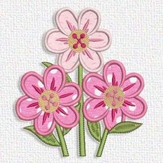 Adorable Applique-5 other NEW DESIGNS are available to vote for also, Thank You Veronika!