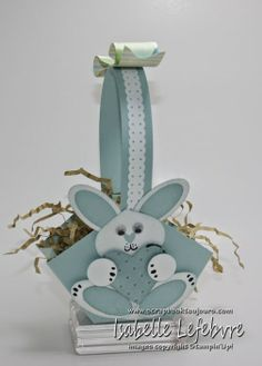 Scrapbook toujours - scrapbooking - Stampin'Up! Stampin Up, Easter, Cards, Design, Scrapbooking, Easter Activities, Stamping Up, Maps