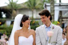 Casamento Na Praia | Vestida de Noiva | Fernanda Floret | Blog de casamentos cheios de amor de todo o Brasil - Parte 15