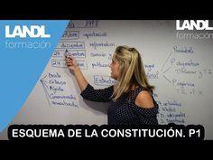 Esquema de la Constitución Española para oposiciones. Parte 1 - YouTube