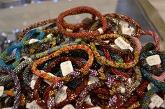 Do you own an Aid Through Trade bracelet? What a perfect way to rock beautiful jewelry and support an awesome cause...