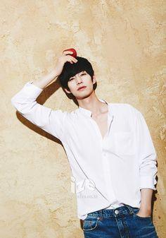 Song Jae Rim - ize Magazine April Issue '14