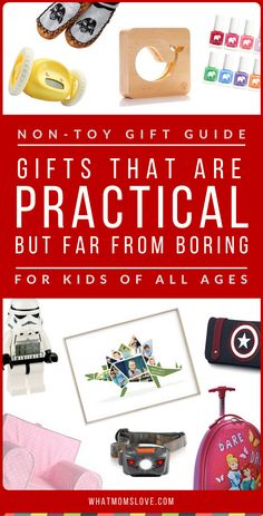 Non toy gift guide gifts to receive in your mailbox pinterest best non toy gift guide for kids are toys taking over your home fandeluxe Image collections