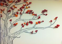 string tree