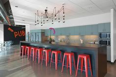 Smashing Ideas, a digital agency with an expertise in creating highly engaging digital experiences recently moved into a new office in Seattle. Their office space supports their healthy lifestyle and ... Read More