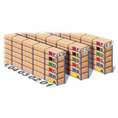Warehouse Information Labels